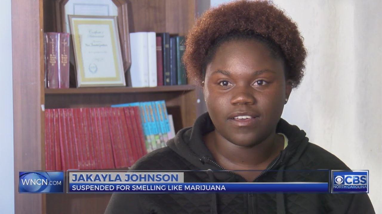 North Carolina High School Student Suspended For Smelling Like Weed Even After Passing Drug Test