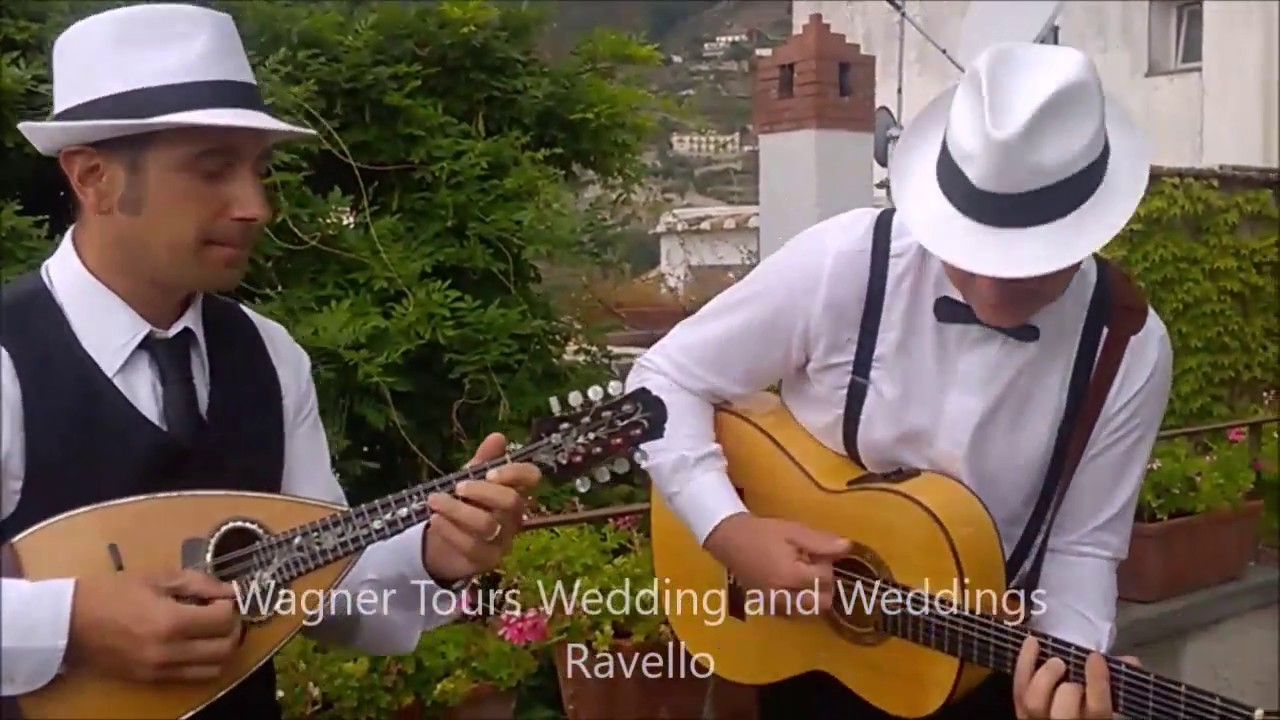 Ravello Wedding Music