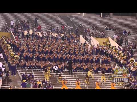 Southern University vs. Alcorn St. 5th Quarter 2014