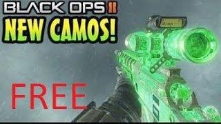 Black ops 2 News Camos Gratuit Free 115 Militariser bete octane main de mort camaleon thumbnail