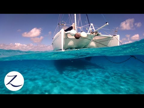 A DAY IN THE LIFE of a Sailing Family (at Anchor): Repairs, Homeschooling, Snorkeling (Ep 70)