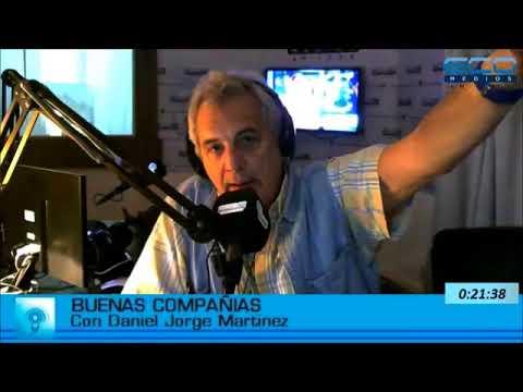 """APERTURA PROGRAMA """"BUENAS COMPANIAS""""- DANIEL MARTINEZ"""