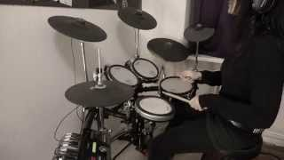 Stone Roses - I wanna be adored drum cover