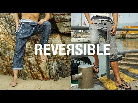 Reversible Thai Fisherman Pants