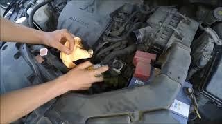 Mitsubishi Lancer  X 1.5 (4A91) не реагирует на газ. Ошибки p0223 p1234.