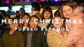 Pueblo Español, Navidad