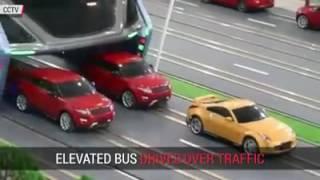 Çin'de Tasarlanan Toplu Taşıma