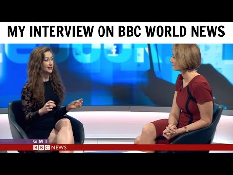 My Interview On BBC World News!
