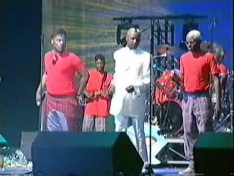 Congo - Ferre gola / chair de poule - Vita imana - Wenge musica & Werrason - Bercy 2000