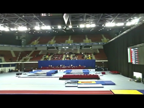 2017 FIG Trampoline World Age Group Competitions day 1 part 3 (Filnals)
