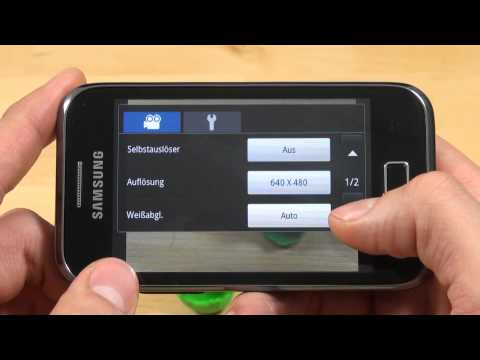 Samsung S7500 Galaxy Ace Plus - Kamera - Teil 4