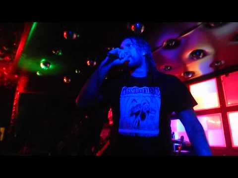 """Madball """"It's my life"""" """"Pride (Times are changing)"""" Ulm Cabaret Eden 06.08.2017"""