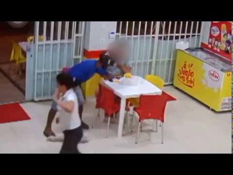MIDIANEWS - ASSALTO EM SORVETERIA DE SORRISO