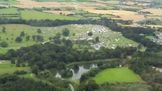 stradbally 2010 helicopter ride,paart 1