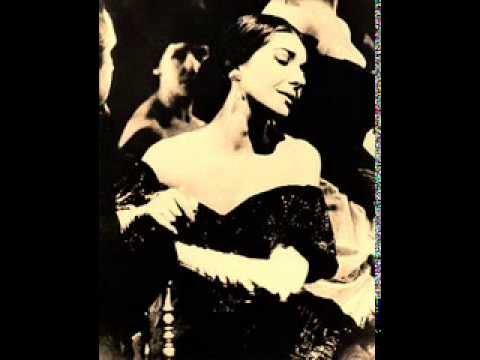 LA TRAVIATA - Maria Callas, Lisbon 1958 (Complete Opera Verdi)
