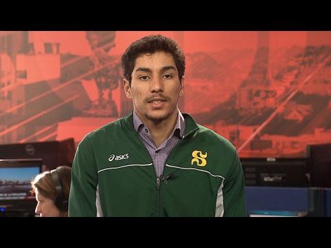 Teen athlete describes ordeal at Quebec/U.S. border