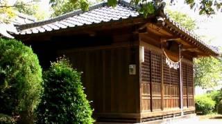 【神社】岩槻・村国久伊豆神社(埼玉)