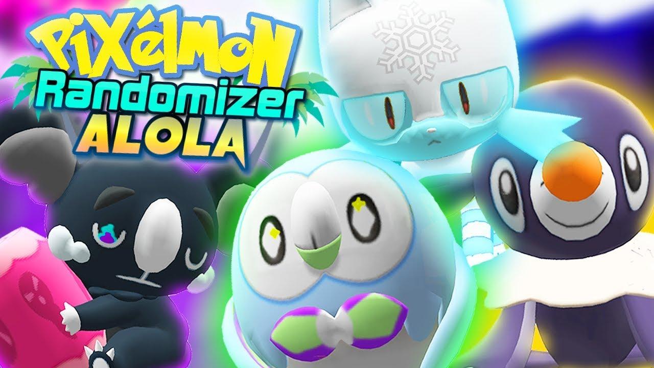 Pokemon sun and moon extreme randomizer tyranitartube