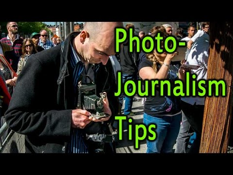Photojournalism Tips - POV Photography at The March For Connolly in Dublin 2016