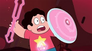 Steven/Pink Diamond Has More Gem Weapons! [Steven Universe Theory] Crystal Clear