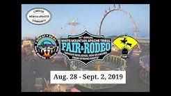 93rd annual WMAT Fair & Rodeo Whiteriver, Az