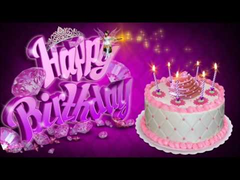 Birthday Cake Images With Name Vicky : Happy Birthday, Vicky - YouTube