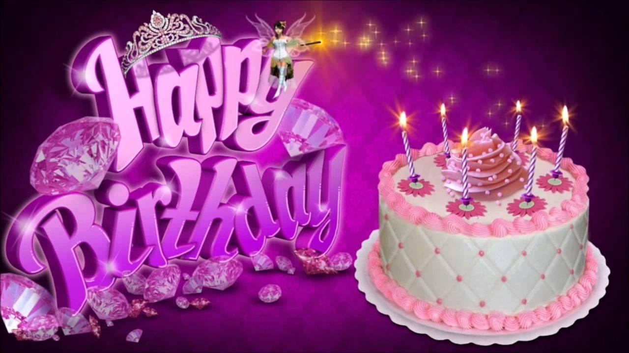 Happy Birthday Vicky Youtube