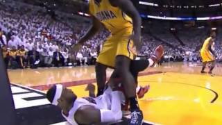 Repeat youtube video LeBron James and Lance Stephenson   Best Friends Forever