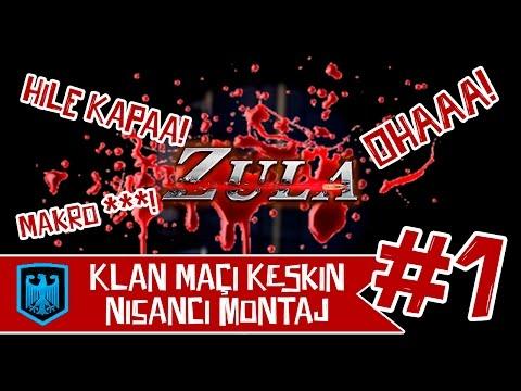 Zula Sniper Clan Macı Kill Montage'Nadir Dilkan #1 #Part1