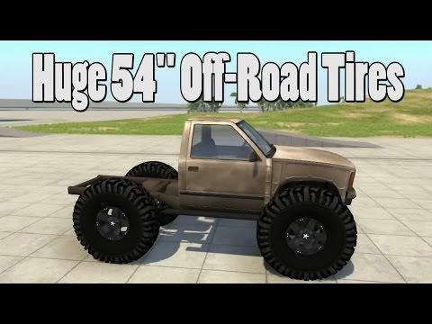 H.V.Gaming S4 E5 - Huge 54'' PitBulls - Off-Road Wheel & Tire Pack