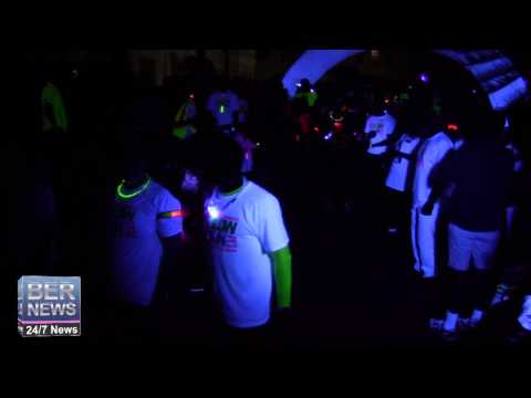 5K Start At Earth Hour Bermuda Event, March 28 2015