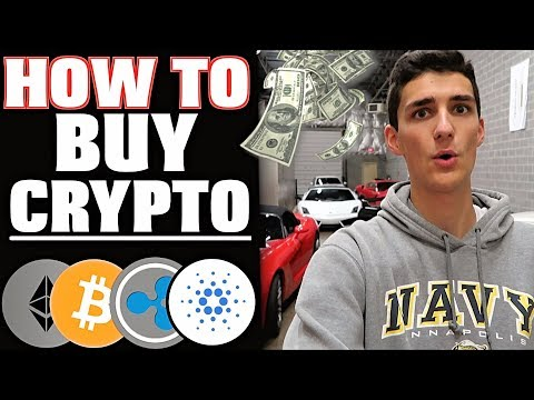 How To Buy Cardano, Ripple, & ALTcoins! Step By Step Tutorial!