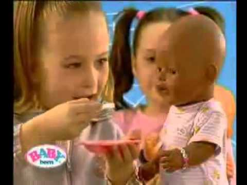 Baby Born Commercial Dolls Zapf Creation Youtube