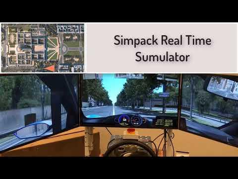 Simpack Realtime Simulator