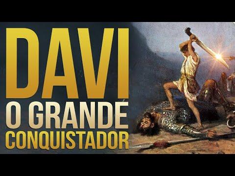 JUANRIBE PAGLIARIN - DAVI, O GRANDE CONQUISTADOR