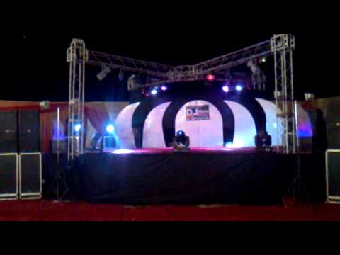 stage dj sount and lighting setup by best dj sound company dg event 09891478183 & stage dj sount and lighting setup by best dj sound company dg ... azcodes.com