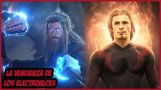 Endgame Nos Preparó YA Para: Adam Warlock VS Thor en Guardianes de la Galaxia 3