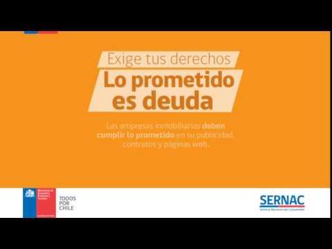 ¡Exige tus derechos! Lo prometido es deuda