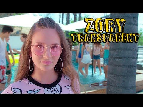Transparent | ZORY (Official Video)