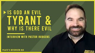 Is God a BLOOD-THIRSTY TYRANT? Sacrifice and Evil | Interview with Daniel Hudgens from Amazing Facts