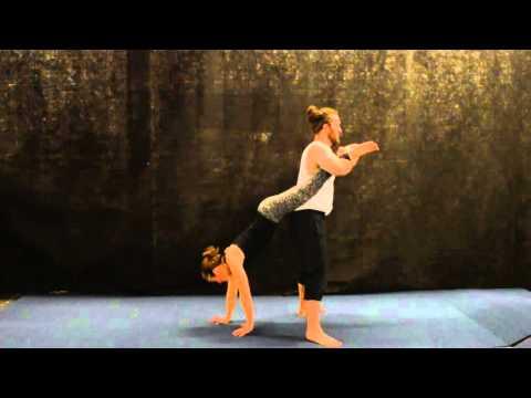 Basic Partner Acrobatics