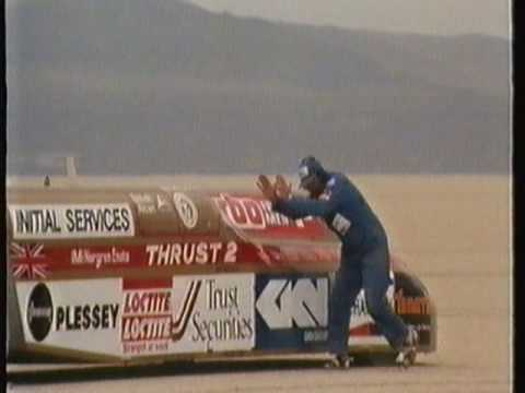Thrust SSC Supersonic Dreams Part 1
