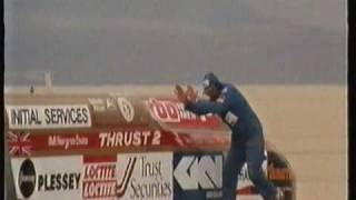 Thrust SSC Supersonic Dreams Part 1