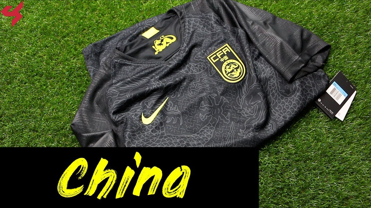 Nike China 2018/19 Away Jersey Unboxing Review from Subside Sports