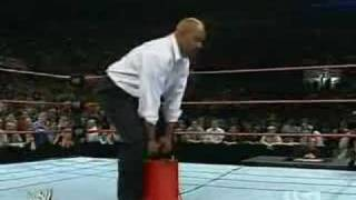 Hornswoggle blows up the Coach