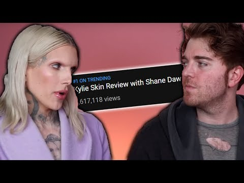 How is Jeffree Star #1 Trending on YouTube with Shane Dawson After James Charles Drama?! thumbnail