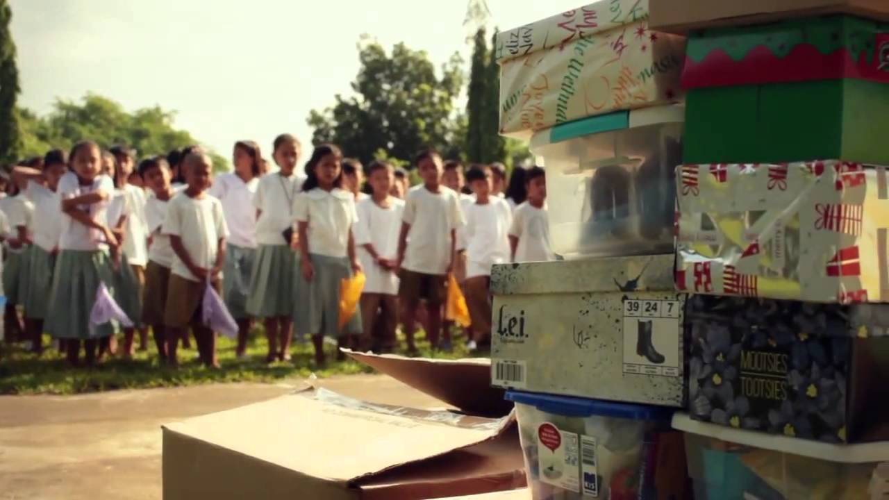 Ralph's Story (Philippines): Operation Christmas Child - YouTube