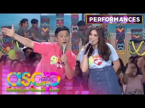 ASAP Natin 'To stars sing about 'Pinoy Summer' through ABS CBN Summer SIDs  | ASAP Natin 'To