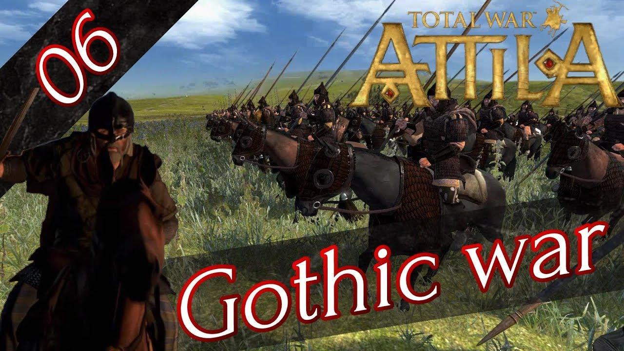 RTS】 #6 Total War: Attila ゴ...