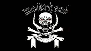 Motorhead- March or Die {Full Album}